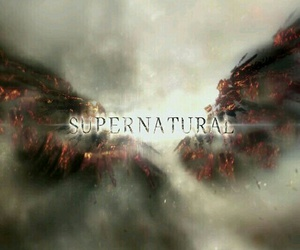 supernatural, wallpaper, and dean image