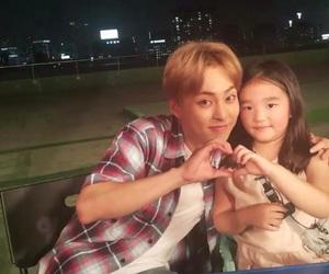 exo and xiumin image