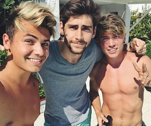 boy, boys, and benji&fede image