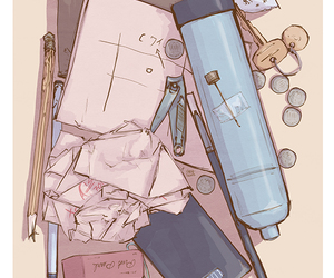 haikyuu, anime, and kageyama tobio image