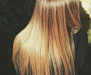 beauty, look, and hair image