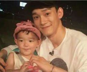Chen, daeul, and exo image