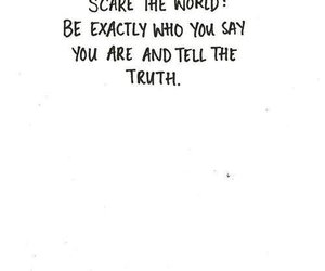 quotes, world, and truth image