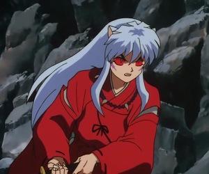 manga, inuyasha, and kagome image