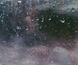 grunge, mood, and rain image