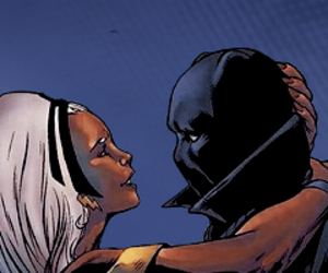 storm, Avengers, and black panther image
