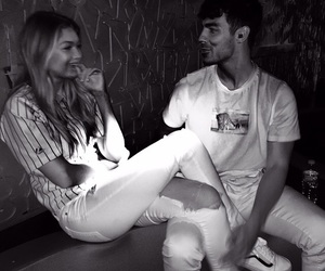 gigi hadid, Joe Jonas, and couple image