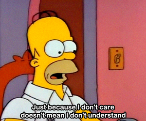 quotes, simpsons, and the simpsons image