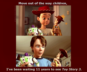 toy story, toy story 3, and andy image