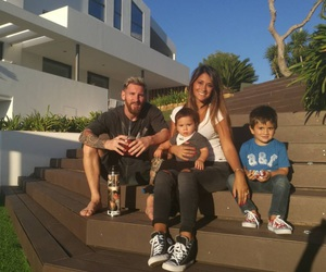 family, leo messi, and messi image