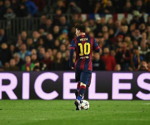 Barcelona, spain, and messi image