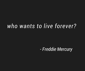 Freddie Mercury, icon, and live image