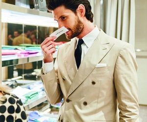 and, ben barnes, and fragrance image