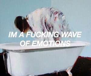 emotions, quote, and grunge image
