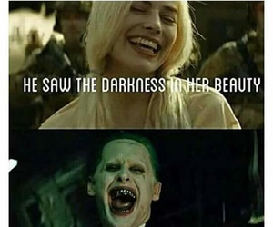 joker, suicide squad, and Darkness image