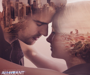 couple, four, and theo james image