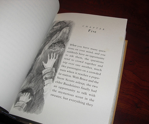 A Series of Unfortunate Events, book, and the slippery slope image