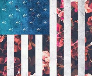 flag, usa, and wallpaper image