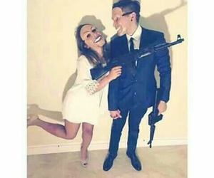 goals, couple, and Halloween image