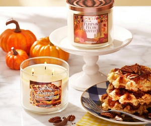 fall and candles image
