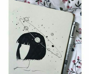 art and space image