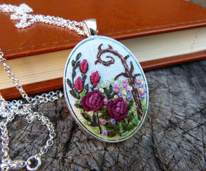alice in wonderland, cameo, and etsy image