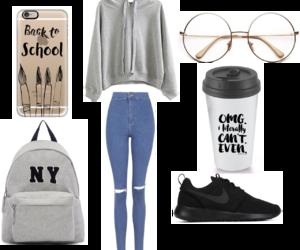coffee, comfy, and hoodie image