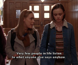 gilmore girls, life, and quote image