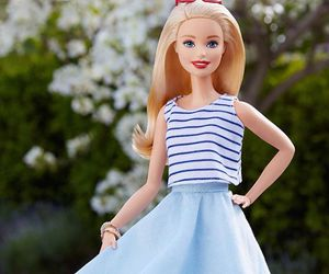 barbie, doll, and inspiration image