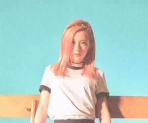 korean, red velvet, and chocker image