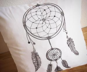 drawings, handmade, and dreamcatcher image