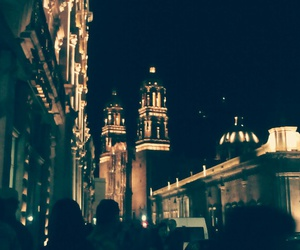 church, city, and zacatecas image