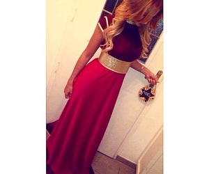 arabic, dress, and luxury image