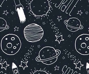 space, wallpaper, and pattern image
