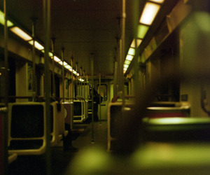 alone, glow, and night image