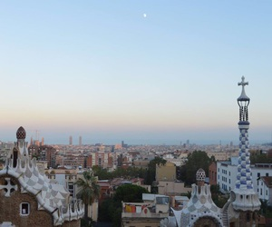 architecture, around the world, and Barcelona image