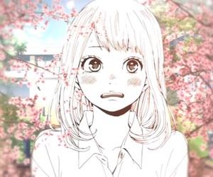 orange, manga, and cute image