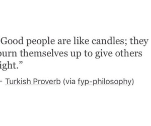 candles, true, and words image