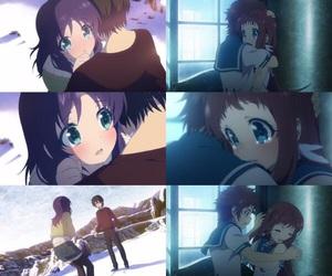 anime, nagi no asukara, and manaka mukaido image