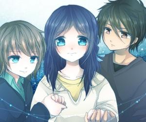 anime, nagi no asukara, and chisaki hiradaira image