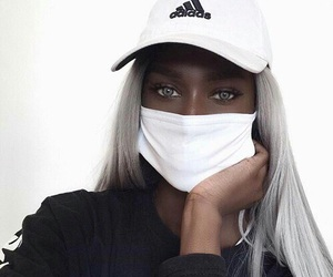 adidas, girl, and beauty image