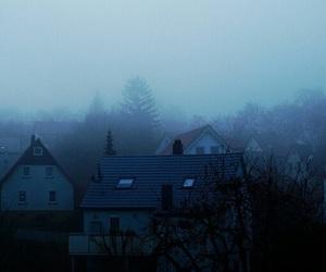 house, grunge, and dark image