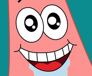 wallpaper, patrick, and background image