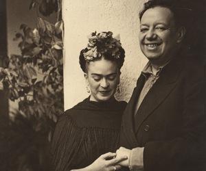 Diego Rivera and frida kahlo image