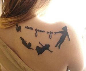 *-*, up, and never grow up image