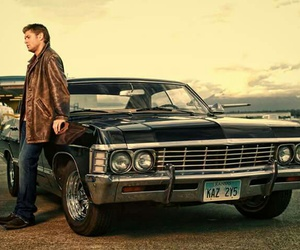 baby, Jensen Ackles, and dean winchester image