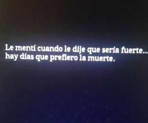 frases and sad image