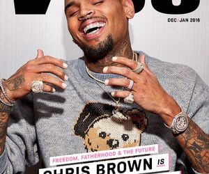 chris brown and breezy image