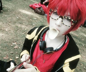 cosplay, seven, and 707 image
