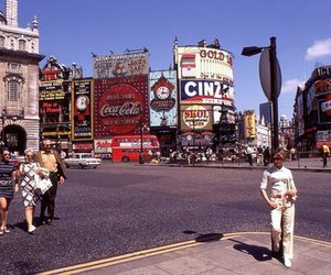 1960, london, and 60's image